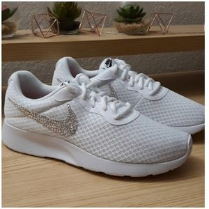 0833944bea68 Women s Crystal Nike Shoes on Poshmark